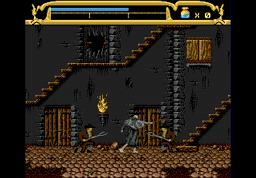 Mary Shelley's Frankenstein для Sega Mega Drive 2