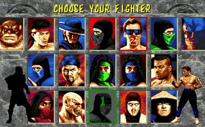Игра Mortal Kombat 2 Скачать img-1