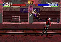 Mortal kombat 3 управление