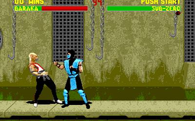 Игра Mortal Kombat 2 Скачать - фото 9
