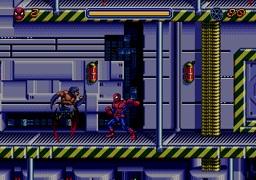 Spider-man для Sega Mega Drive 2